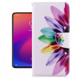Funda Libro Xiaomi Redmi K20 Soporte Plumas
