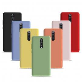 Funda Xiaomi MI 9 T Silicona Liquida