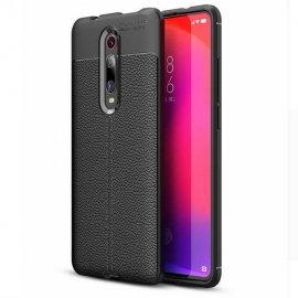 Funda Xiaomi MI 9T Tpu Cuero 3D Negra