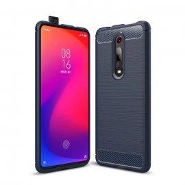 Funda Xiaomi Mi 9T Tpu 3D Azul