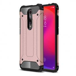 Funda Xiaomi MI 9T Armor Anti-Golpes Rosa