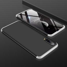 Funda 360 Samsung Galaxy A70 Gris y Negra