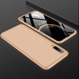 Funda 360 Samsung Galaxy A70 Dorada
