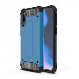 Funda Samsung Galaxy A70 Shock Resistente Azul