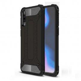 Funda Samsung Galaxy A70 Shock Resistente Negra