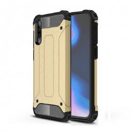 Funda Samsung Galaxy A70 Shock Resistente Dorada