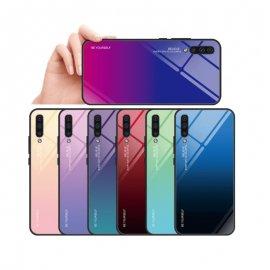 Funda Samsung Galaxy A70 Tpu Trasera Cristal