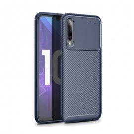 Funda Samsung Galaxy A70 Tpu Carbonix 3D Azul