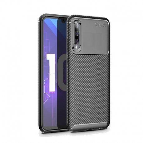 Funda Samsung Galaxy A70 Tpu Carbonix 3D Negra