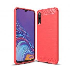 Funda Samsung Galaxy A70 Tpu 3D Roja