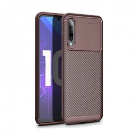 Funda Samsung Galaxy A70 Tpu Carbonix 3D Marron