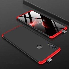 Funda 360 Huawei P Smart Z Roja y Negra