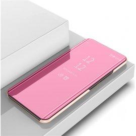 Funda Libro Smart Translucida Samsung Galaxy A70 Rosa