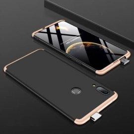 Funda 360 Huawei P Smart Z Dorada y Negra