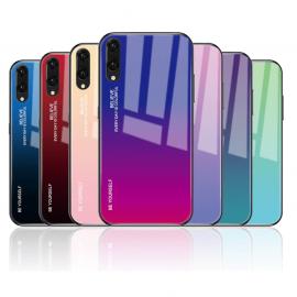 Funda Huawei P Smart Z Tpu Trasera Cristal