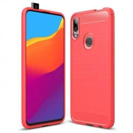 Funda Huawei P Smart Z Tpu 3D Roja