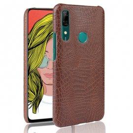 Carcasa Huawei P Smart Z Cocodrilo Marron