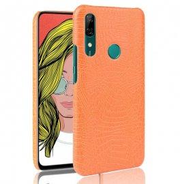 Carcasa Huawei P Smart Z Cocodrilo Naranja
