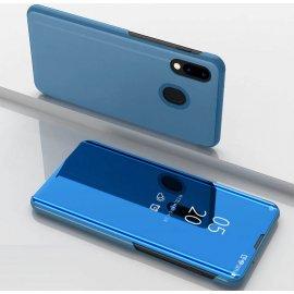 Funda Libro Smart Translucida Huawei P Smart Z Azul