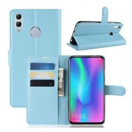 Funda Libro Huawei P Smart Z Soporte Azul