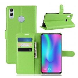 Funda Libro Huawei P Smart Z Soporte Verde