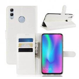 Funda Libro Huawei P Smart Z Soporte Blanca