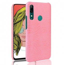 Carcasa Huawei P Smart Z Cocodrilo Rosa
