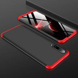 Funda 360 Xiaomi MI A3 Roja y Negra