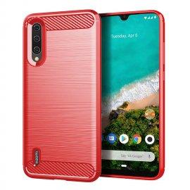 Funda Xiaomi Mi A3 Tpu 3D Roja