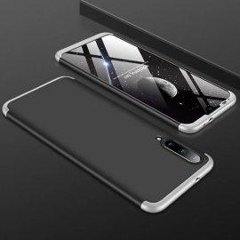 Funda 360 Xiaomi MI A3 Negra y Gris