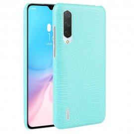 Carcasa Xiaomi MI A3 Cocodrilo Turquesa
