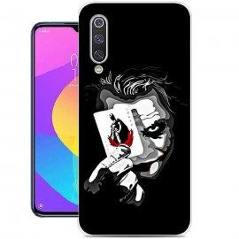 Funda Xiaomi Mi A3 Gel Dibujo Joker
