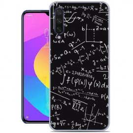 Funda Xiaomi Mi A3 Gel Dibujo Formulas
