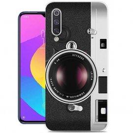 Funda Xiaomi Mi A3 Gel Dibujo Camara