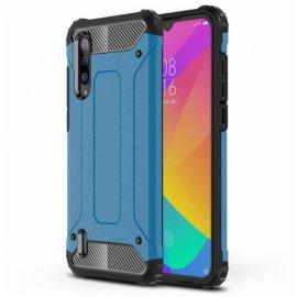 Funda Xiaomi MI A3 Armor Anti-Golpes Azul