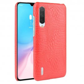 Carcasa Xiaomi MI A3 Cocodrilo Roja