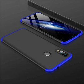 Funda 360 Samsung Galaxy A20e Negra y Azul