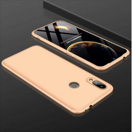 Funda 360 Samsung Galaxy A20e Dorada