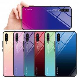 Funda Xiaomi MI 9 Lite Tpu Trasera Cristal