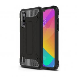 Funda Xiaomi MI 9 Lite Shock Resistente Negra