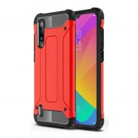 Funda Xiaomi MI 9 Lite Shock Resistente Rojo