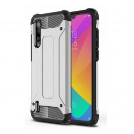 Funda Xiaomi MI 9 Lite Shock Resistente Gris