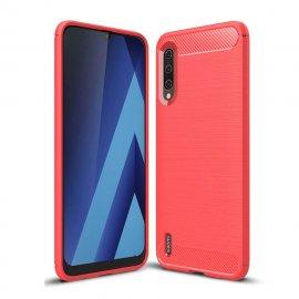 Funda Xiaomi MI 9 Lite Tpu 3D Roja