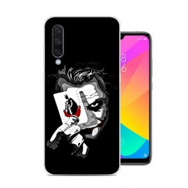 Funda Xiaomi MI 9 Lite Gel Dibujo Joker