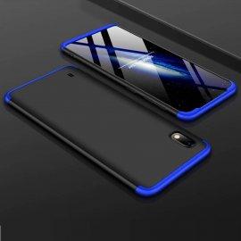 Funda 360 Samsung Galaxy A10 Azul y Negra