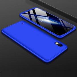 Funda 360 Samsung Galaxy A10 Azul