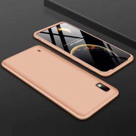 Funda 360 Samsung Galaxy A10 Dorada