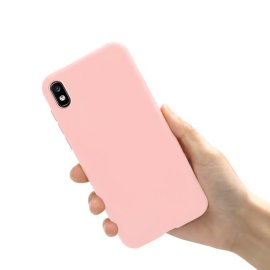 Funda Samsung Galaxy A10 lavable Mate Rosa Extra fina
