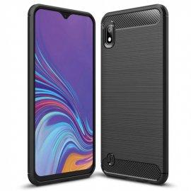 Funda Samsung Galaxy A10 Tpu 3D Negra