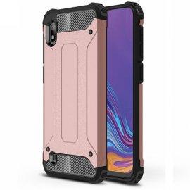 Funda Samsung Galaxy A10 Armor Anti-Golpes Rosa